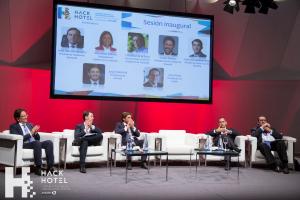 HackHotel 2017. Sesión inaugural