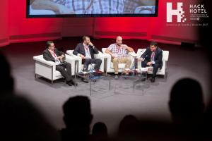 HackHotel 2017. Mesa coloquio 'Infraestructuras seguras'
