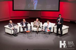 HackHotel 2017. Mesa coloquio '¿Vendemos o vendidos?'