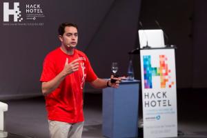 HackHotel 2017. Ponencia 'Mistery Hacker Hotel'